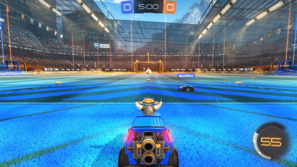 Rocket League High Quality