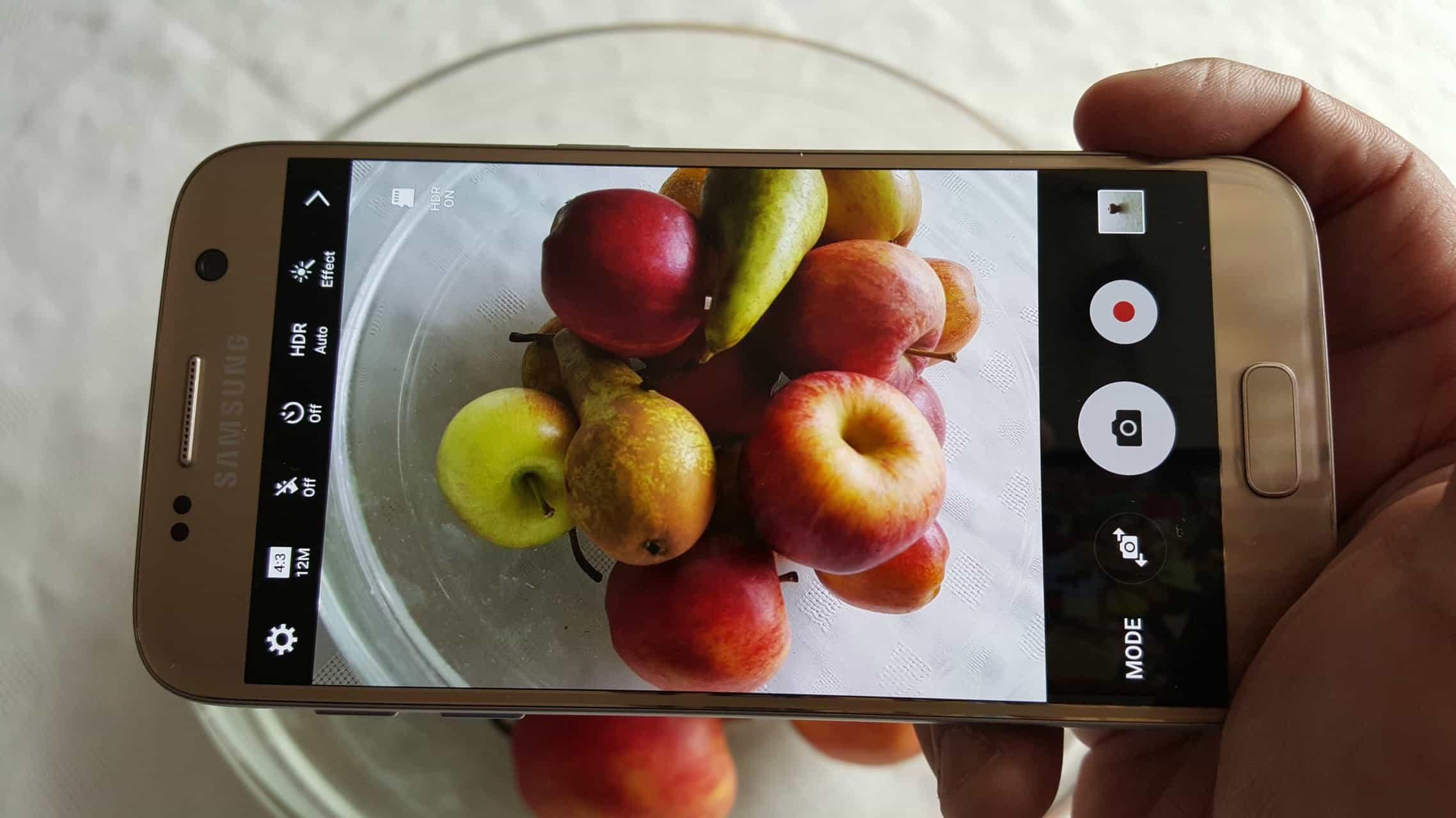 Samsung Galaxy S7 Camera Quick Launch