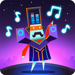 icon groove planet