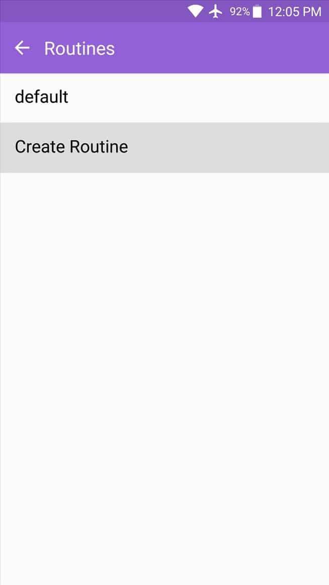 Customize the TouchWiz interface