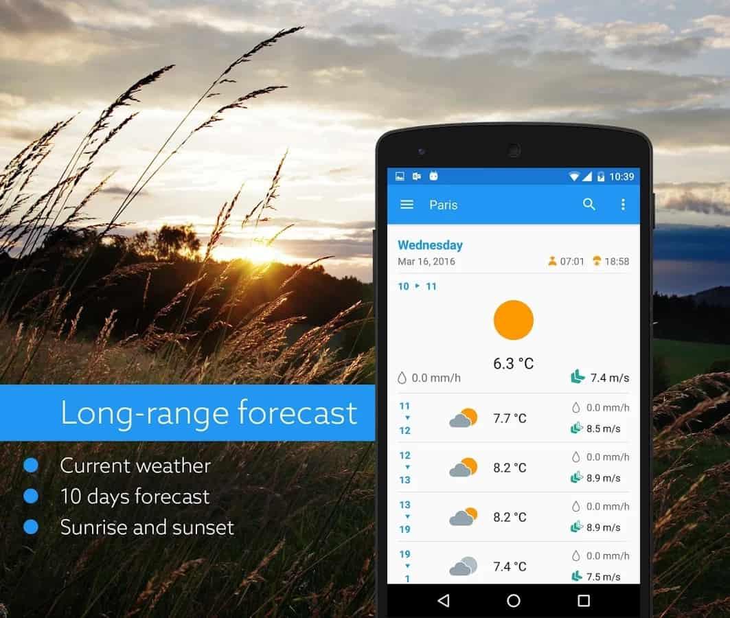 -Klara for Android app-3