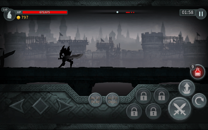 Dark Sword (10)