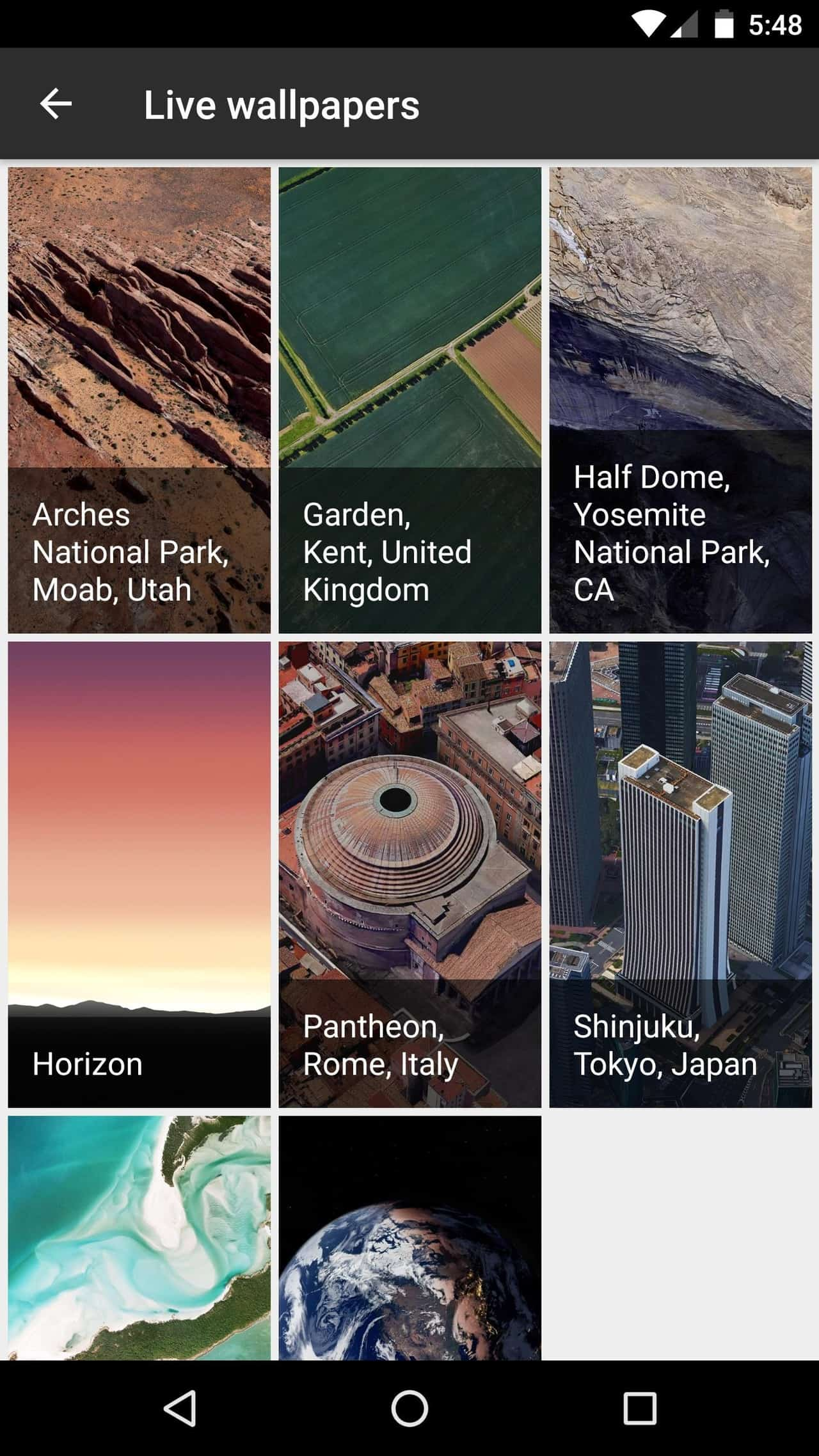get Google Pixel's 'Live Earth' wallpapers on your Android