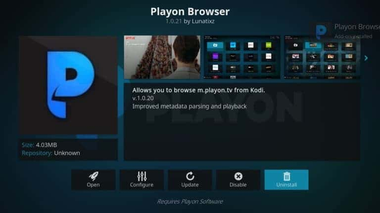 best official add-ons for Kodi