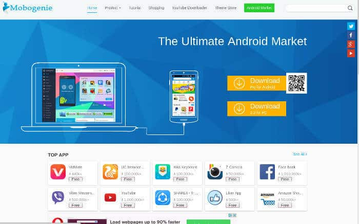 best third-party Android app stores