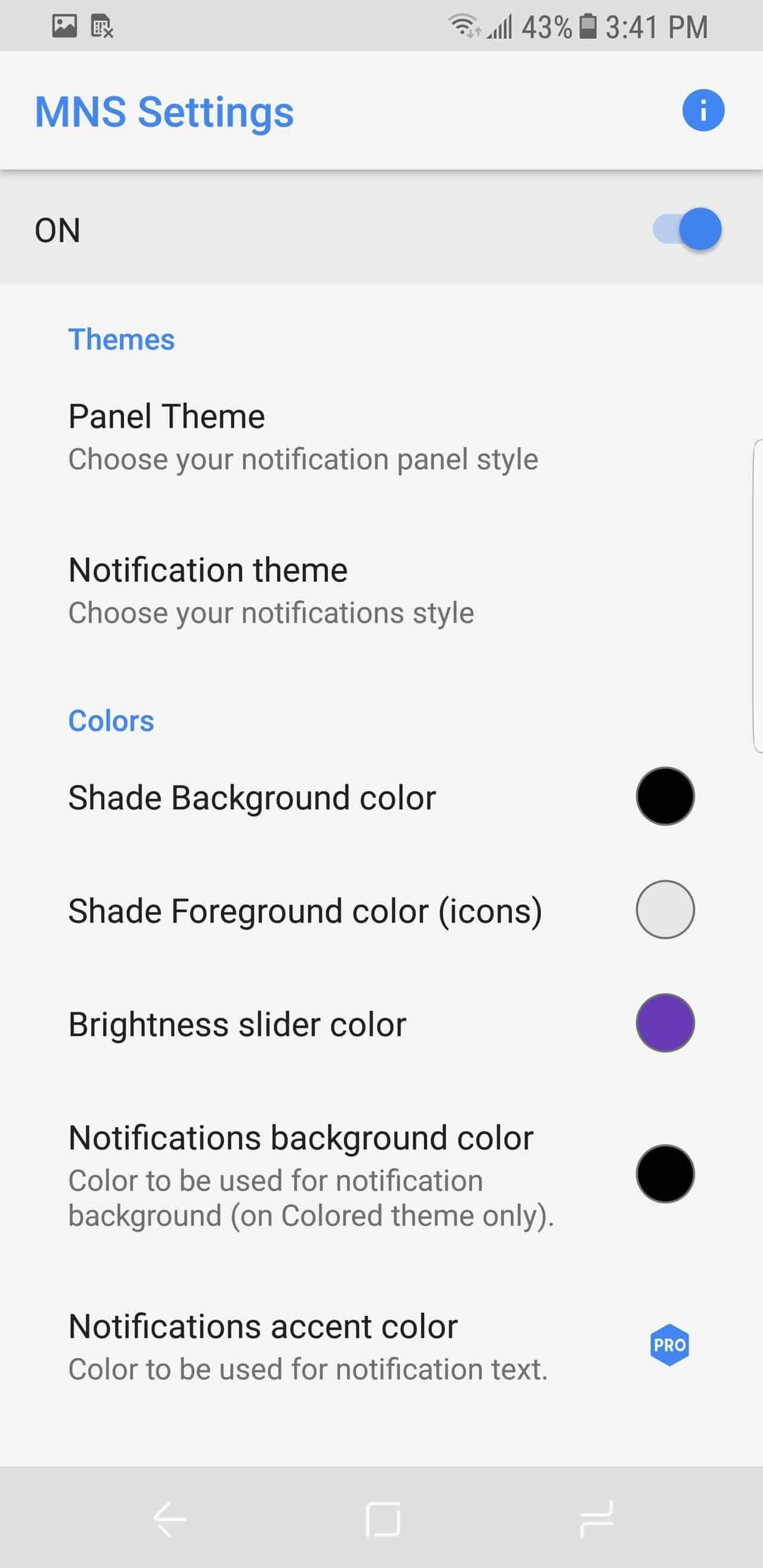 get the Android Oreo notification shade on any Android