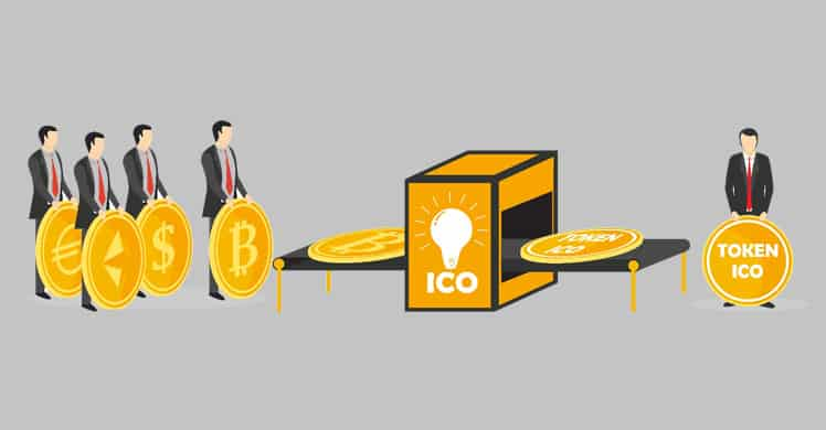What is an ICO token