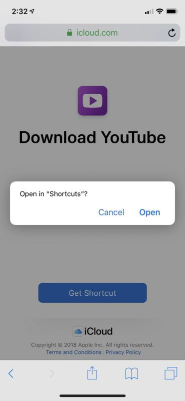 Save YouTube Videos to your iPhone 's camera roll