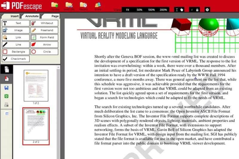 top free PDF editors