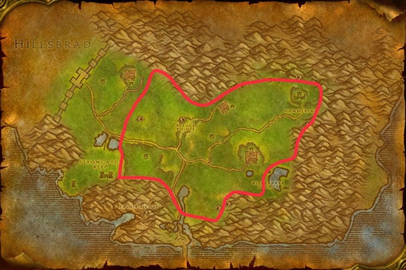 wow horde mining guide